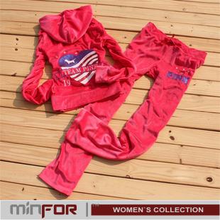 Каталог модных спортивных костюмов для женщин